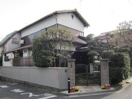 阿佐ヶ谷1丁目宇垣邸①