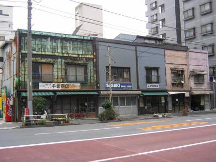 千葉商店+ユタカ商店①