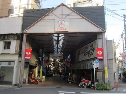 佐竹商店街①