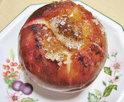 焼きリンゴです