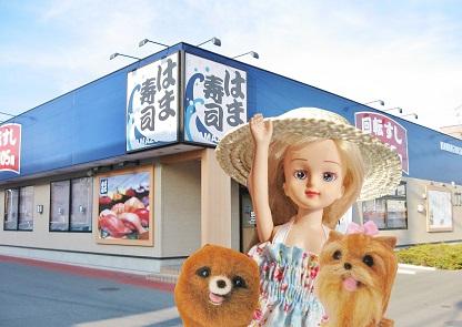 はま寿司さんです