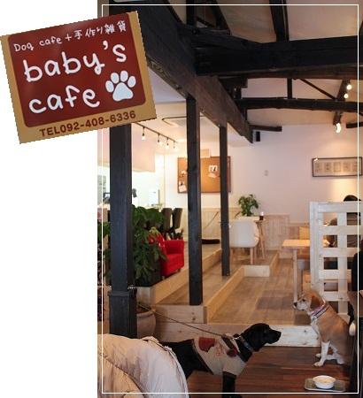 那珂川(かな?)baby'sカフェさん★