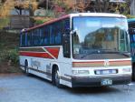 島鉄バス(城戸南蔵院駅前にて)