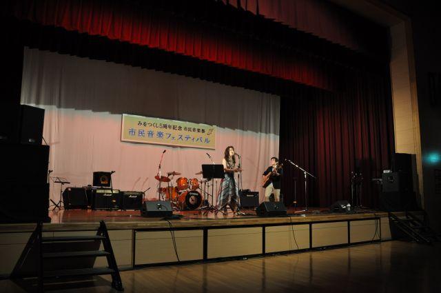 みをつくし文化センター5周年記念市民音楽フェスティバル4