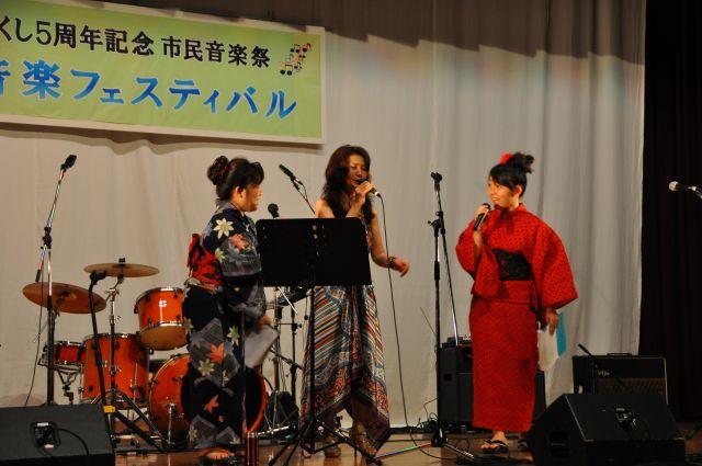 みをつくし文化センター5周年記念市民音楽フェスティバル