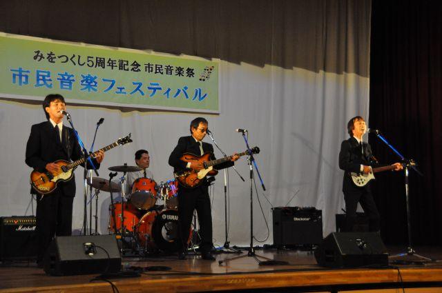 みをつくし文化センター5周年記念市民音楽フェスティバル8