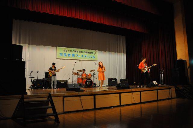 みをつくし文化センター5周年記念市民音楽フェスティバル6