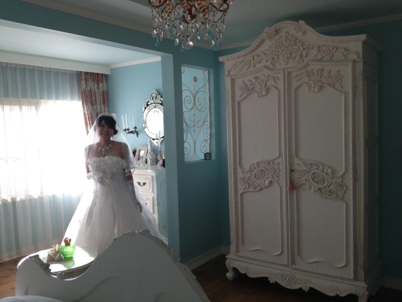 花嫁撮影1