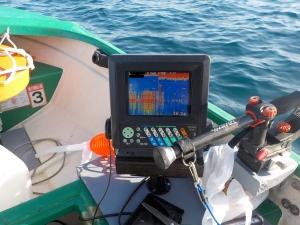DSCN0129 - イサキが連れた35m付近