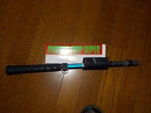 DSCN0159 - ロッドグリップ ラバーあわせ