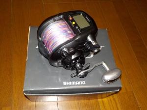 DSCN0193 - フォースマスター9000'12本体