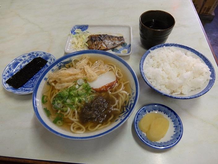 高津屋食堂昼食1
