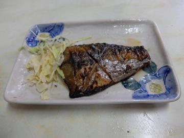 高津屋食堂昼食4