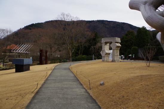彫刻の森美術館 1