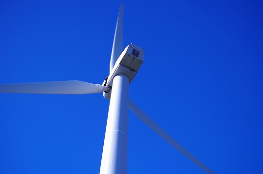 東伊豆風力発電所 2