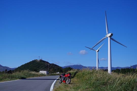 東伊豆風力発電所 4
