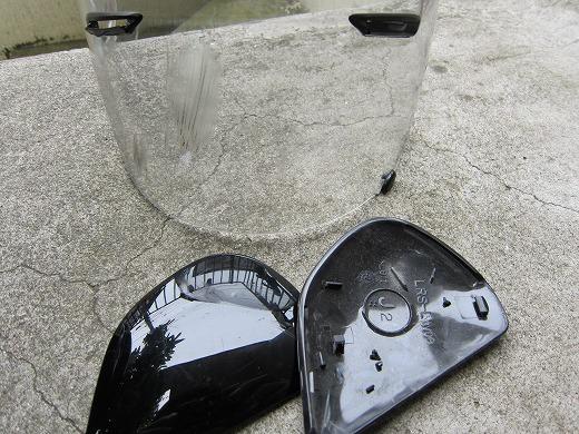 ヘルメット洗濯 3
