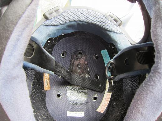 ヘルメット洗濯 7