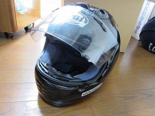 ヘルメット洗濯 12