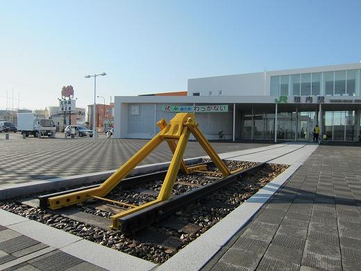稚内駅 2