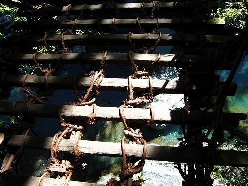 かずら橋 4