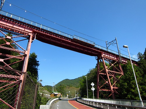 軍畑駅 4