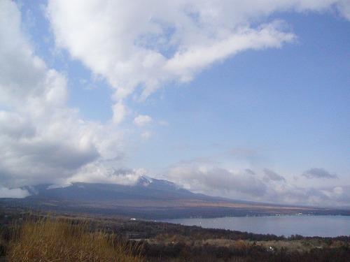 山中湖 3