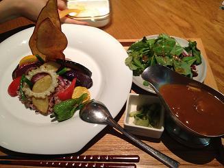 野菜屋めい@表参道ヒルズ2