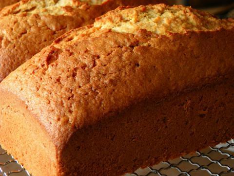 きなこのパウンドケーキ