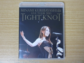 "Minami Kuribayashi Live Tour 2013 ""TIGHT KNOT"" LIVE Blu-ray"