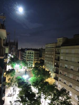 5年ぶりのバルセロナ
