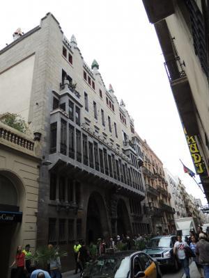 バルセロナ店舗改修