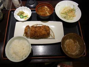 とんかつ浜勝 博多デイトス店38