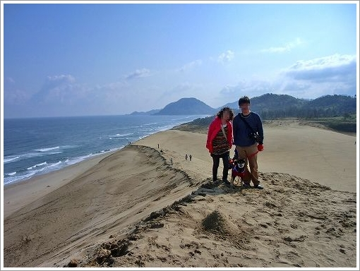 鳥取砂丘 (12)