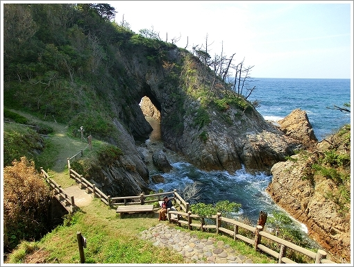 鴨ヶ磯海岸 (3)