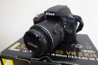 Nikon デジタル一眼レフカメラ D3300 18-55 VR IIレンズキット