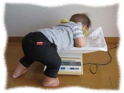 哺乳量測定