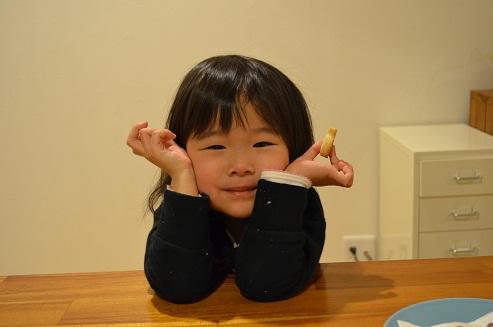 クッキー姫。