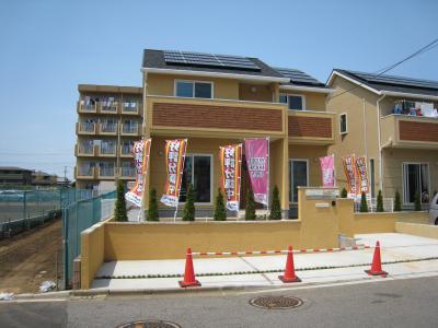 東新井コートハウス3号地