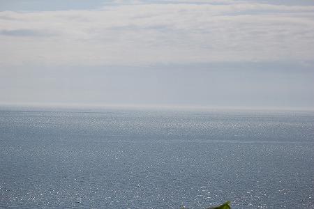 海キラキラ