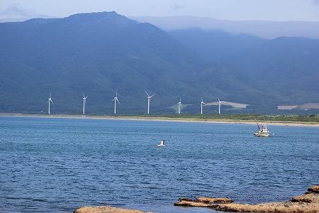 寿都の風車