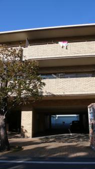 ★超希少!大型犬・猫の飼育可能な3LDKマンション!東海岸小学校、第一中学校の目の前です!ビーチまで徒歩6分!!