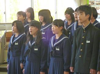 303合唱練習