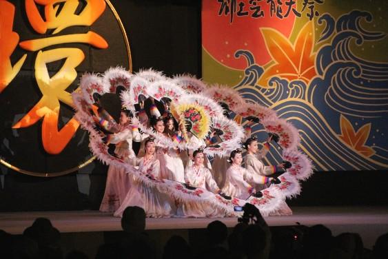 韓国伝統舞踊1