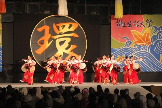 韓国伝統舞踊2
