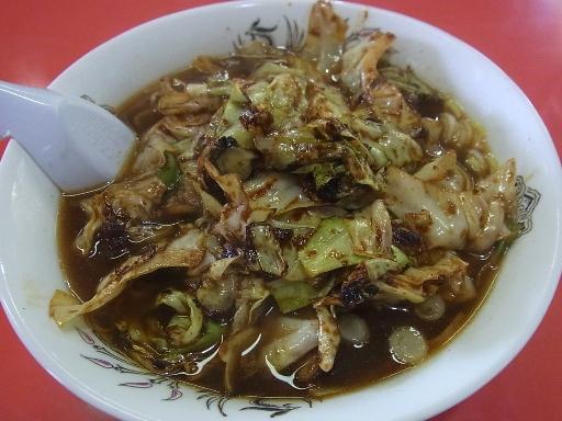 キムチ野菜ラーメン