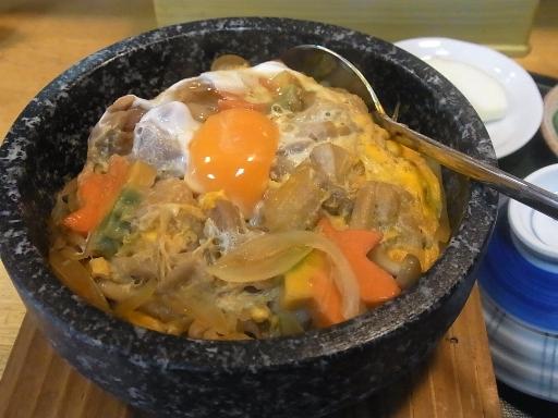 石焼き親子丼