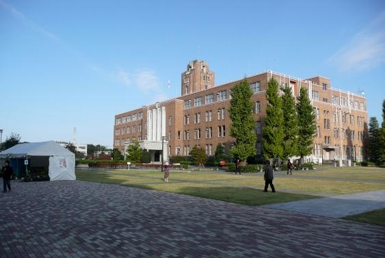 復元前の旧県庁