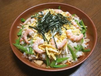 2013-3-3ちらし寿司