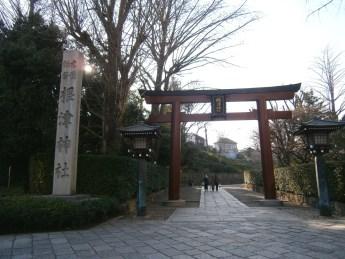 2013-3-13根津神社